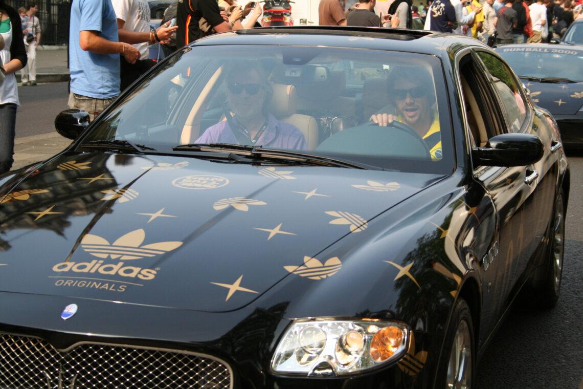 Gumball Rally 2007