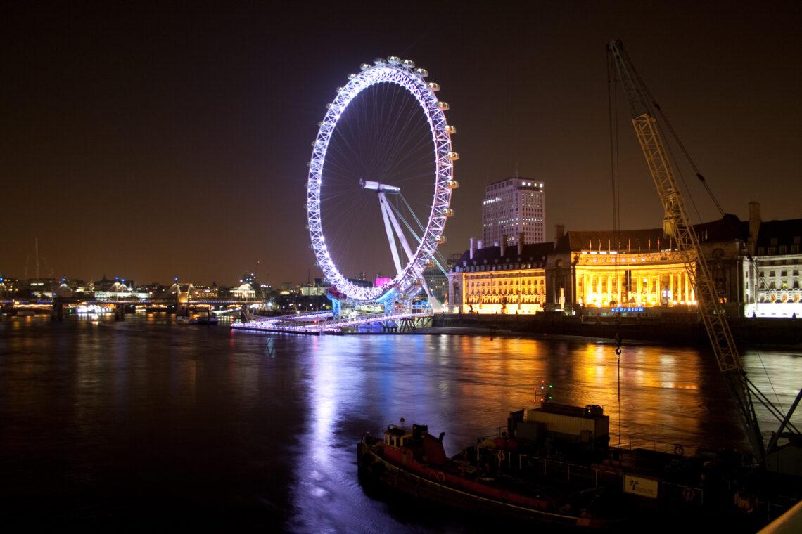 London Embankment