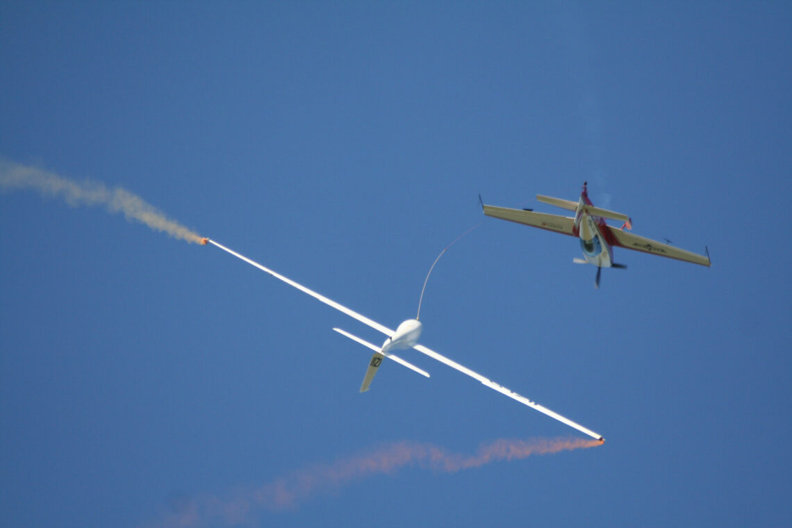 Swift Aerobatic Display Teamg