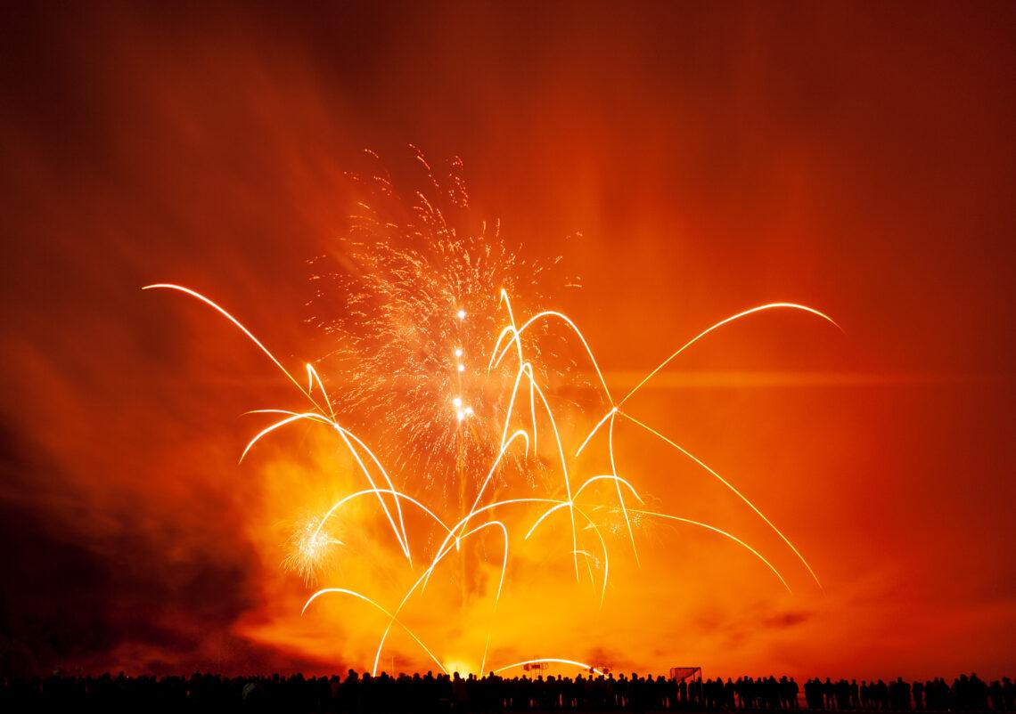 NPL Fireworks 2009