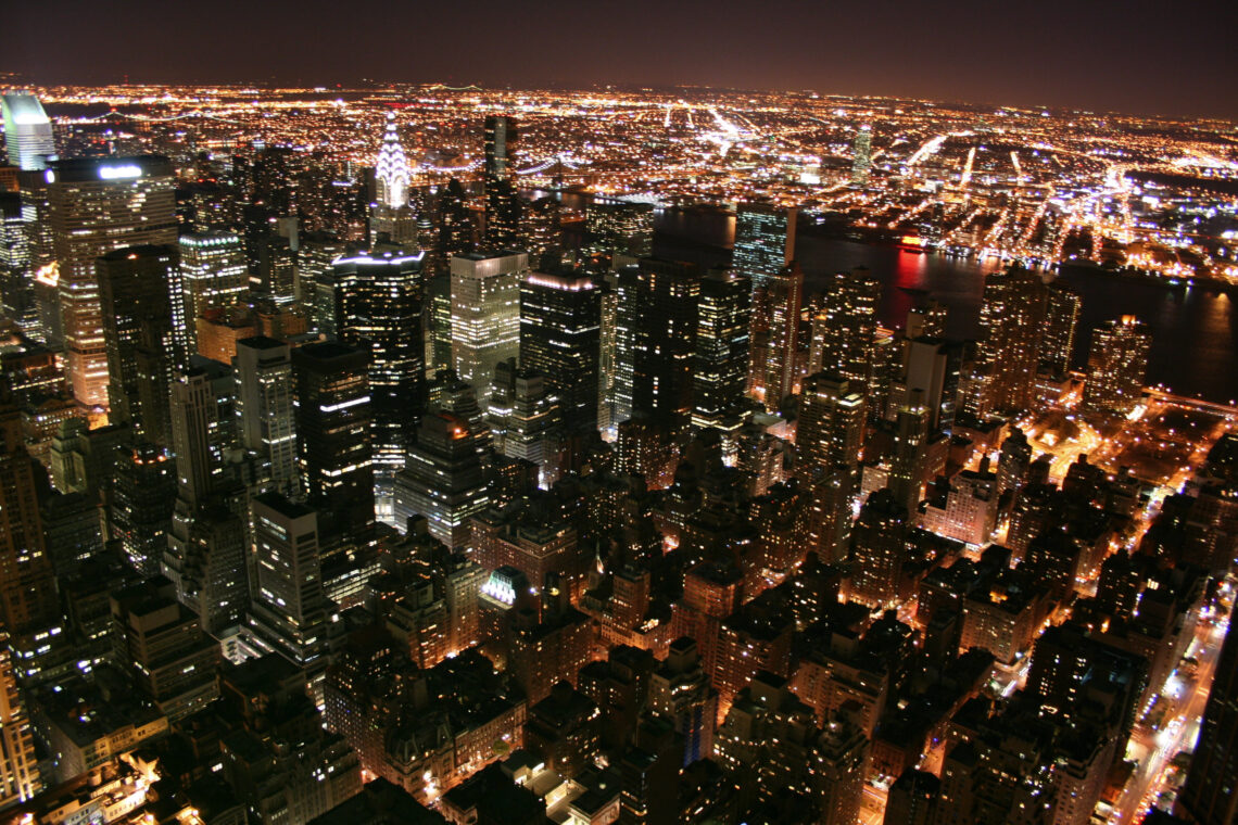 New York Nightscape