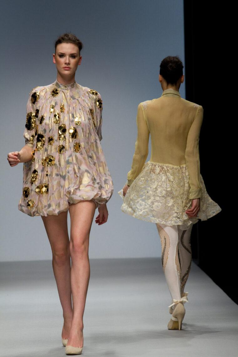 London Fashion Weekend 2010