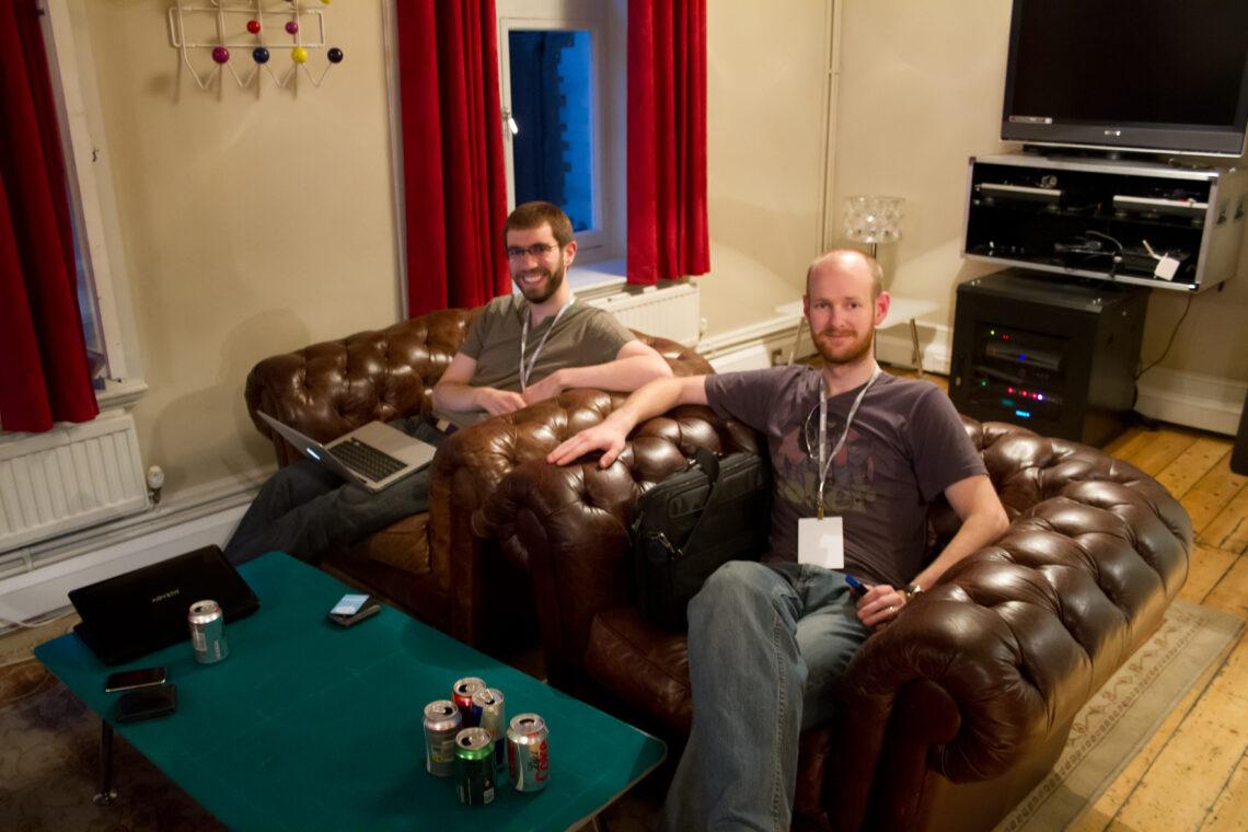 Facebook Developer Garage with Mark Zuckerberg